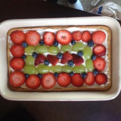 Simple Fruit Pizza Recipe
