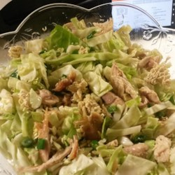 Easy Chinese Chicken Salad Recipe