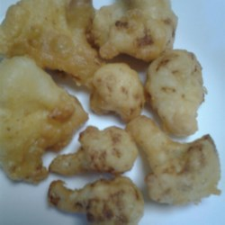 Grandma Nickie's Deep Fried Cauliflower Recipe