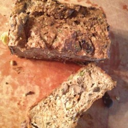 Vegetarian Tofu and Nut Loaf Recipe