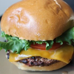 Big Smokey Burgers Recipe
