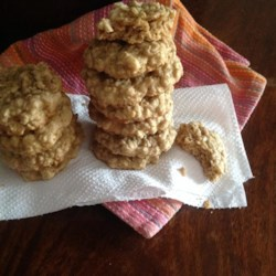 Oatmeal Banana Nut Cookies Recipe