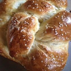 Braided Egg Bread Recipe