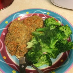 Baked Parmesan-Crusted Chicken Recipe