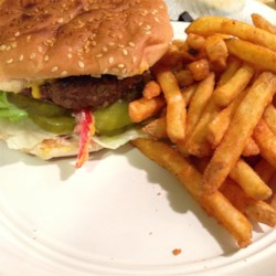 Juicy Lucy Burgers Recipe