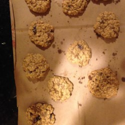 Oatmeal Raisin Toffee Cookies Recipe