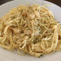 Scallop Scampi Recipe
