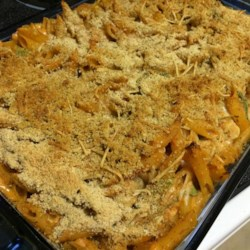 Pesto Chicken Penne Casserole Recipe