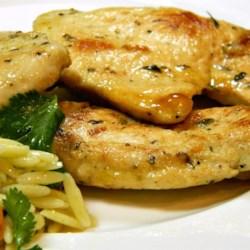 Chicken con Vino e Aglio (with Wine and Garlic) Recipe