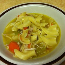 A-1 Chicken Soup Recipe