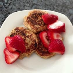 Shalvie's Passover Pancakes Recipe