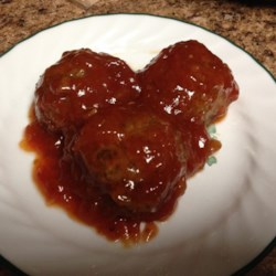 Zesty Vegetarian Sweet and Sour Meatballs