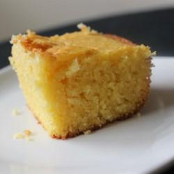 sweet cornbread cake printer friendly