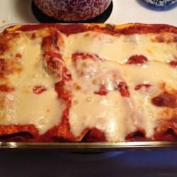 Passover Matzo Lasagna Recipe