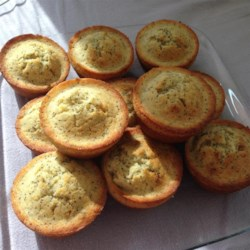 Babs' Lemon Poppy Seed Muffins Recipe