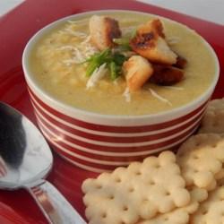 Cream of Artichoke Soup I