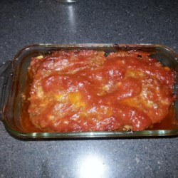 Aunt Libby's Southern Meatloaf Recipe