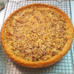 Pecan-Coconut-Chess Pie Recipe