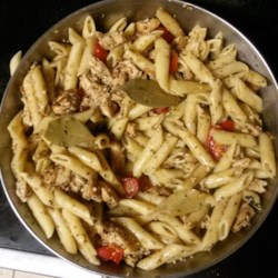 Balsamic Chicken and Pasta Recipe