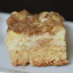 Polish Cream Cheese Coffee Cake