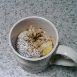 Chia Coconut Pudding with Coconut Milk Recipe