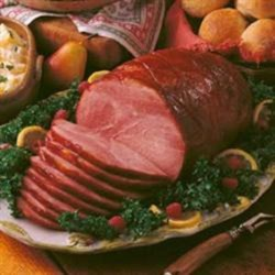 Raspberry Ham Glaze Recipe