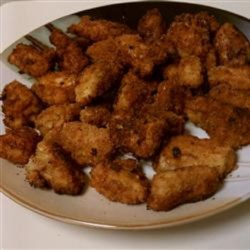 Breaded Chicken Tenders Recipe