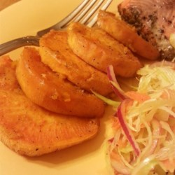 Roasted Yams Recipe