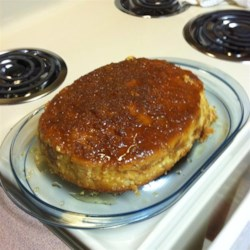 Bread Pudding With Caramel Sauce Recipe