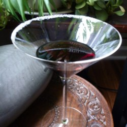Sparkling Chocolate Martini Recipe