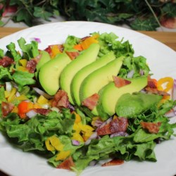 Quick Avocado Salad Recipe