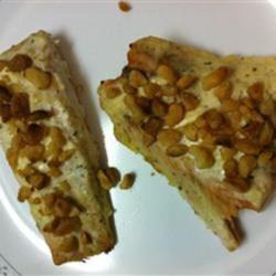 Creamy Macadamia Nut Baked Salmon Recipe
