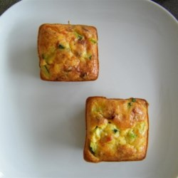 Mini Quiche (Crustless)