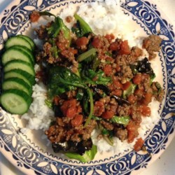 Vietnamese recipes allrecipes vietnamese beef and lettuce curry recipe a delicious mild curry to serve with steamed or forumfinder Images