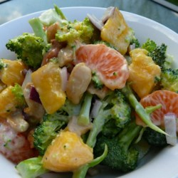 Broccoli Mango Salad Recipe