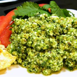 Mexican Pesto Recipe
