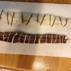 Chocolate Covered Bacon Strips Recipe