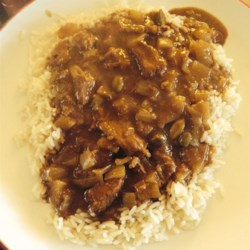 Ginger Beef Curry (Slow Cooker Version) Recipe