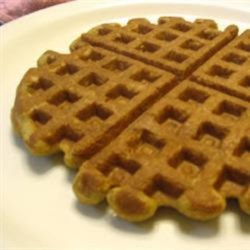 Banana Teff Waffles (Gluten-Free and Soy-Free) Recipe