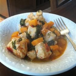 Paleo Chicken Stew Recipe