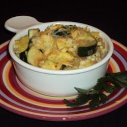 Corn Zucchini Skillet Recipe