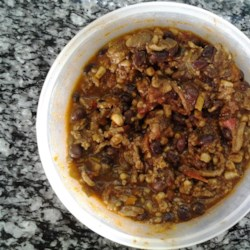 My Cinco de Mayo Chili Recipe