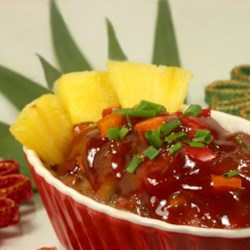 Mouthwateringly Tangy Pineapple Meatloaf