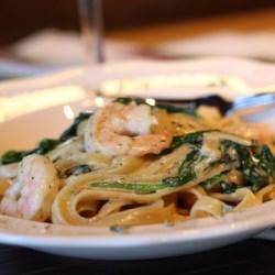 Florentine Fettuccini Recipe