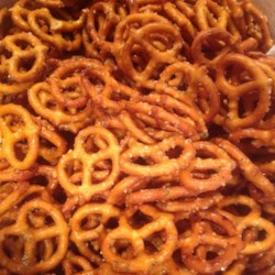 Spicy Pretzels Recipe