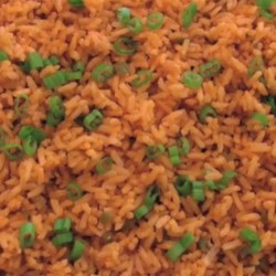 Spicy Spanish-Style Rice  Recipe