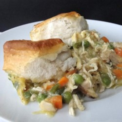 Melanie's Chicken Biscuits Casserole Recipe