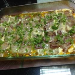 Pancetta-Wrapped Leek Gratin Recipe