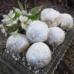 Pecan Puffs II Recipe
