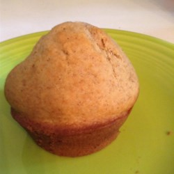 Whole Wheat Muffins Recipe